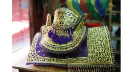 moroccan saddle